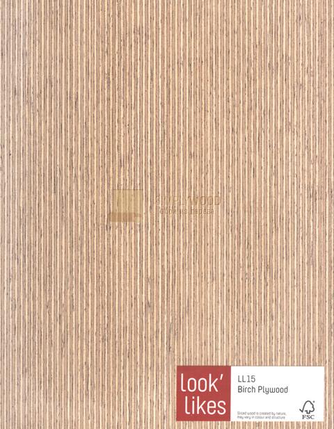 Березованя фанера (Plywood)